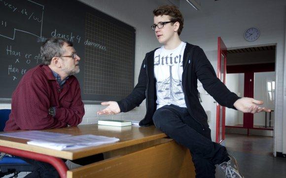 Diplom i skoleledelse (Foto: b.dk)