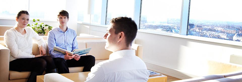 Lederuddannelse er fornuftigt - også selvom du ikke vil være den næste Steve Jobs (foto hansentoft.dk)
