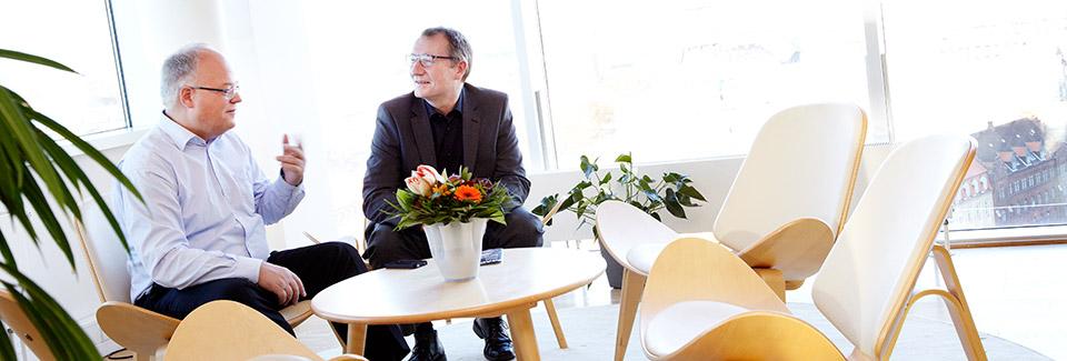 Hvad gør jeres ledere for miljøet? (foto hansentoft.dk)