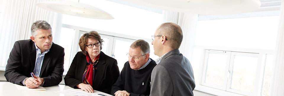 Hvad kendetegner jeres organisationskultur? (foto hansentoft.dk)